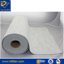 Polyester antistatic needle felt