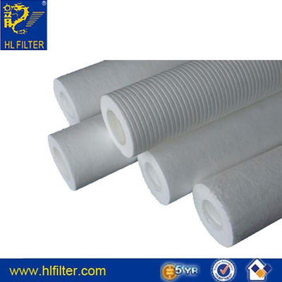 PP melt blown sediment filter cartridge